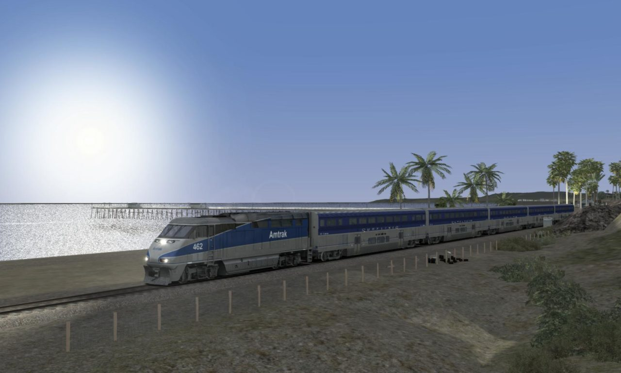 Pacific Surfliner Railworks
