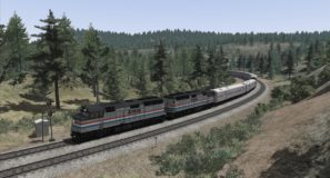 Amtrak Donner Pass Railworks