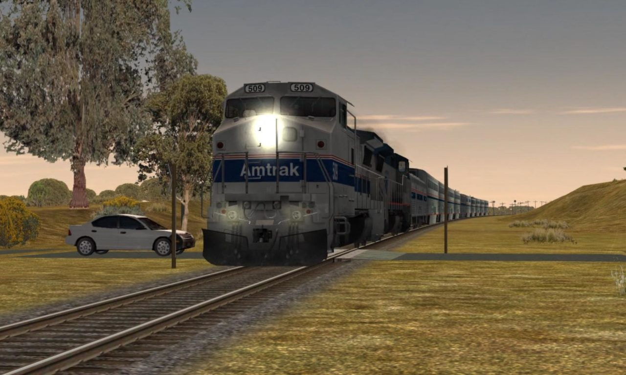 Pacific Surfliner 2