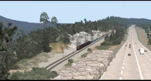 Donner Pass for Railworks